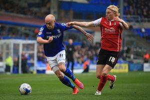 <b>Sky Bet Championship - Birmingham City v Rotherham United - St. Andrew's</b><br>Selection of 18 items