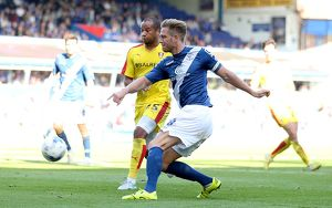 <b>Sky Bet Championship - Birmingham City v Rotherham United - St. Andrew's</b><br>Selection of 16 items