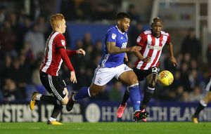 <b>Sky Bet Championship - Birmingham City v Brentford - St. Andrew's</b><br>Selection of 6 items