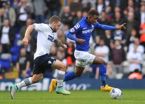 <b>Sky Bet Championship - Birmingham City v Bolton Wanderers - St. Andrew's</b><br>Selection of 3 items