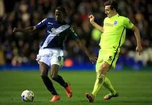 Sky Bet Championship - Birmingham City v Brighton and Hove Albion - St Andrews