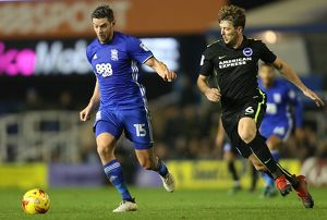 Sky Bet Championship - Birmingham City v Brighton and Hove Albion - St Andrew's