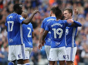 <b>Sky Bet Championship - Birmingham City v Bristol City - St Andrew's</b><br>Selection of 7 items