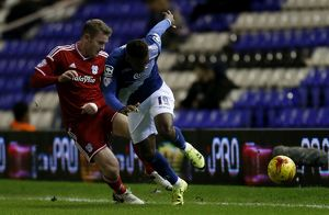 <b>Sky Bet Championship - Birmingham City v Cardiff City - St. Andrew's</b><br>Selection of 8 items