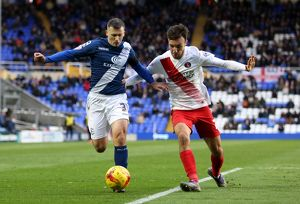 <b>Sky Bet Championship - Birmingham City v Charlton Athletic - St. Andrews</b><br>Selection of 8 items