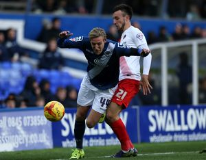 Sky Bet Championship - Birmingham City v Charlton Athletic - St. Andrews