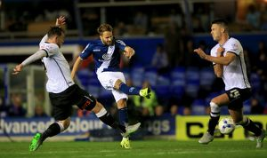 Sky Bet Championship - Birmingham City v Derby County - St. Andrews