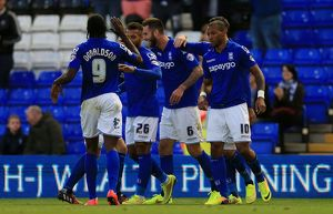 <b>Sky Bet Championship - Birmingham City v Ipswich Town - St. Andrew's</b><br>Selection of 6 items