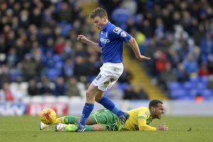 <b>Sky Bet Championship - Birmingham City v Norwich City - St. Andrew's</b><br>Selection of 9 items