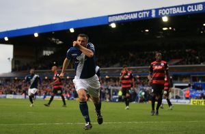 <b>Sky Bet Championship - Birmingham City v Queens Park Rangers - St. Andrew's</b><br>Selection of 11 items