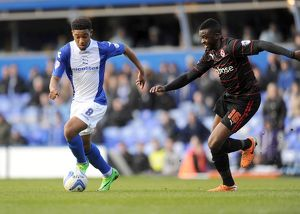 Sky Bet Championship - Birmingham City v Reading - St. Andrew's