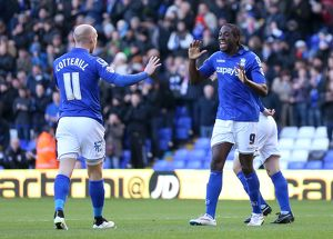 <b>Sky Bet Championship - Birmingham City v Wigan Athletic - St. Andrew's</b><br>Selection of 13 items