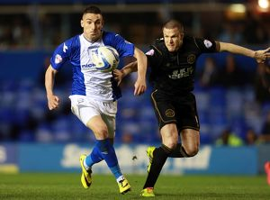 Sky Bet Championship - Birmingham City v Wigan Athletic - St. Andrew's