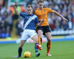 <b>Sky Bet Championship - Birmingham City v Wolves - St. Andrews</b><br>Selection of 5 items