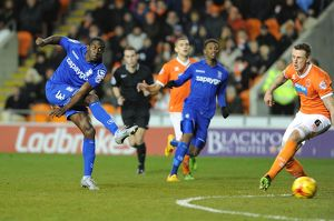 <b>Sky Bet Championship - Blackpool v Birmingham City - Bloomfield Road</b><br>Selection of 7 items