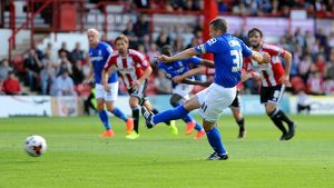 <b>Sky Bet Championship - Brentford v Birmingham City - Griffin Park</b><br>Selection of 7 items