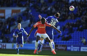 <b>Sky Bet Championship - Cardiff City v Birmingham City - Cardiff City Stadium</b><br>Selection of 15 items