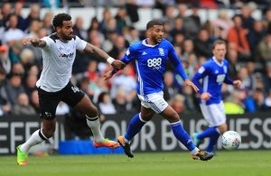 <b>Sky Bet Championship - Derby County v Birmingham City - Pride Park</b><br>Selection of 9 items