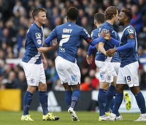 <b>Sky Bet Championship - Fulham v Birmingham City - Craven Cottage</b><br>Selection of 18 items