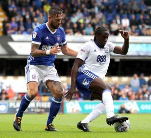 <b>Sky Bet Championship - Ipswich Town v Birmingham City - Portman Road</b><br>Selection of 4 items