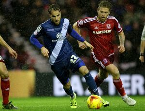 <b>Sky Bet Championship - Middlesbrough v Birmingham City - Riverside Stadium</b><br>Selection of 8 items