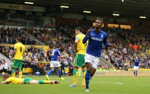 Sky Bet Championship - Norwich City v Birmingham City - Carrow Road