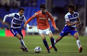 <b>Sky Bet Championship - Reading v Birmingham City - Madejski Stadium</b><br>Selection of 6 items