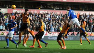 <b>Sky Bet Championship - Wolverhampton Wanderers v Birmingham City - Molineux</b><br>Selection of 5 items