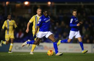 <b>Sky Bet League Championship - Birmingham City v Millwall - St. Andrew's</b><br>Selection of 5 items