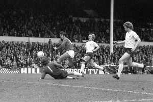 Soccer - League Division One - Tottenham Hotspur v Birmingham City - White Hart Lane